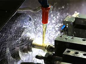 东德高品质切削液应用实图。